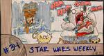 STAR WARS WEEKLY #34 by evangeline40003