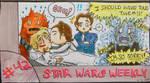 STAR WARS WEEKLY #42 by evangeline40003