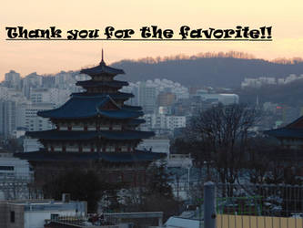 Thank you for the fav! (Korea photos) by evangeline40003
