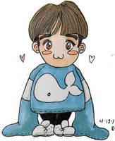 Kim Seokjin by evangeline40003
