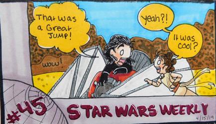 STAR WARS WEEKLY #45
