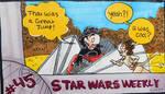 STAR WARS WEEKLY #45 by Evangeline40003