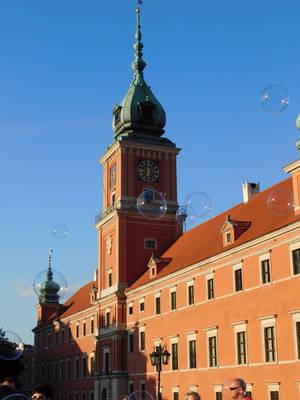 Memories of Warsaw... in Bubbles by evangeline40003