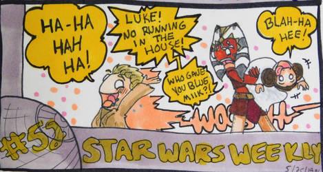 STAR WARS WEEKLY #52