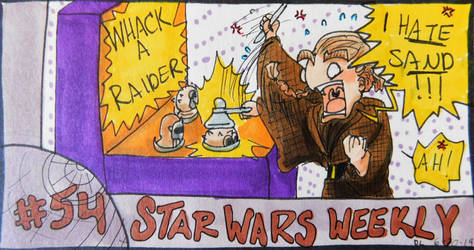 STAR WARS WEEKLY #54