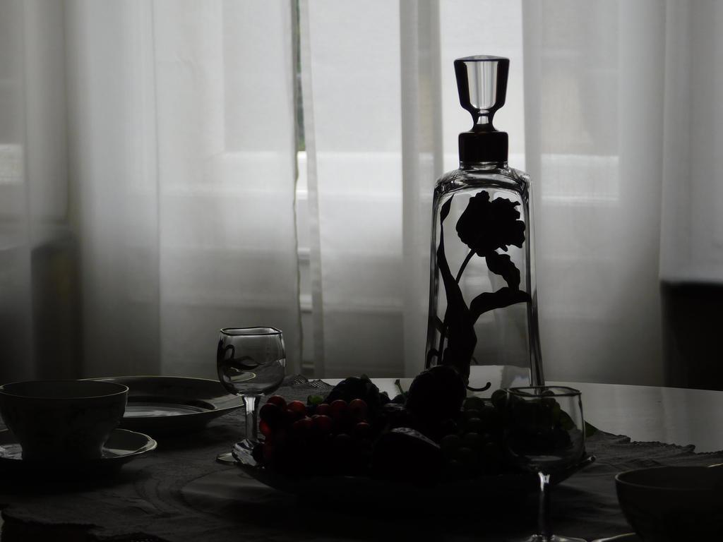 Bottled Silence