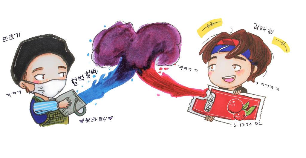BTS I Purple You