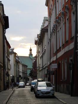 Krakow Alley