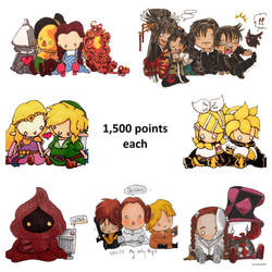 Chibi Point Commissions