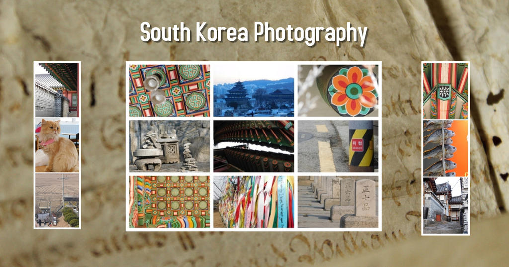 South Korea Photography Gallery