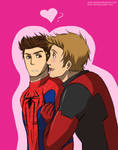 Wade and Peter