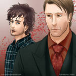 Will and Hanniball