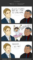 Funnibal - Will + Insane by Vivalski