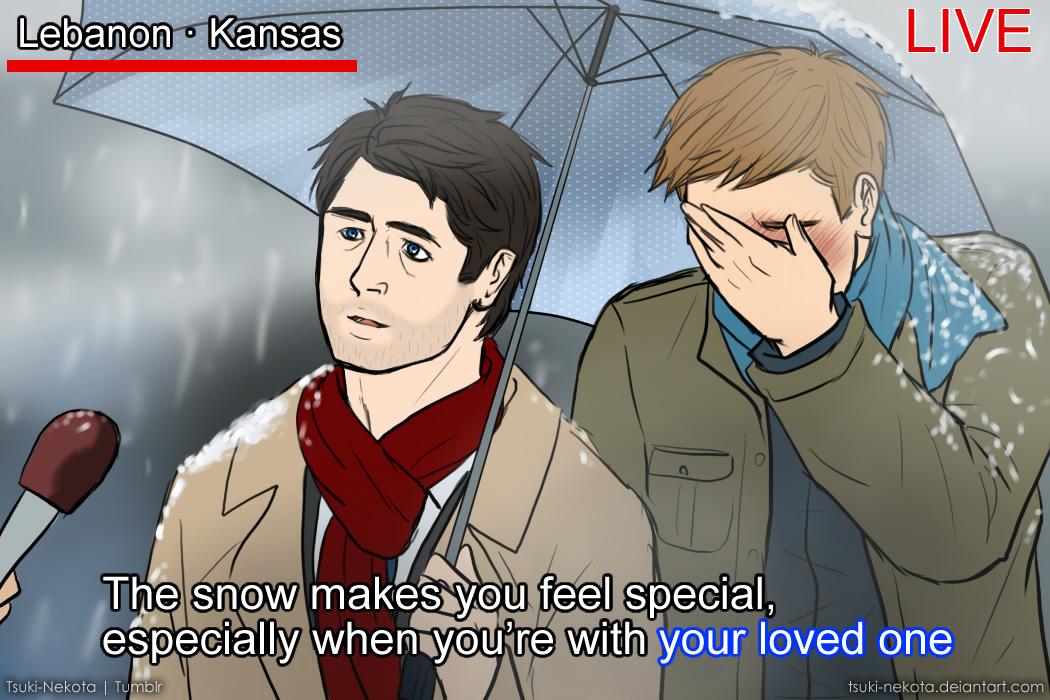 Feel Special by Tsuki-Nekota