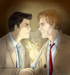 Cas and John