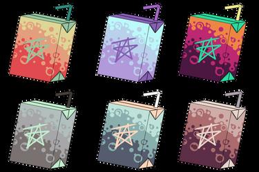 Mystery Juicebox Palette Adopt (Closed)