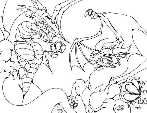 Fire Fox Coloring Pages | freecoloring4u.com
