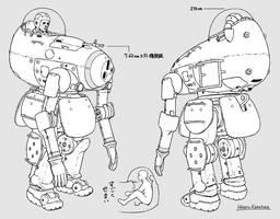 seiza robot enemy