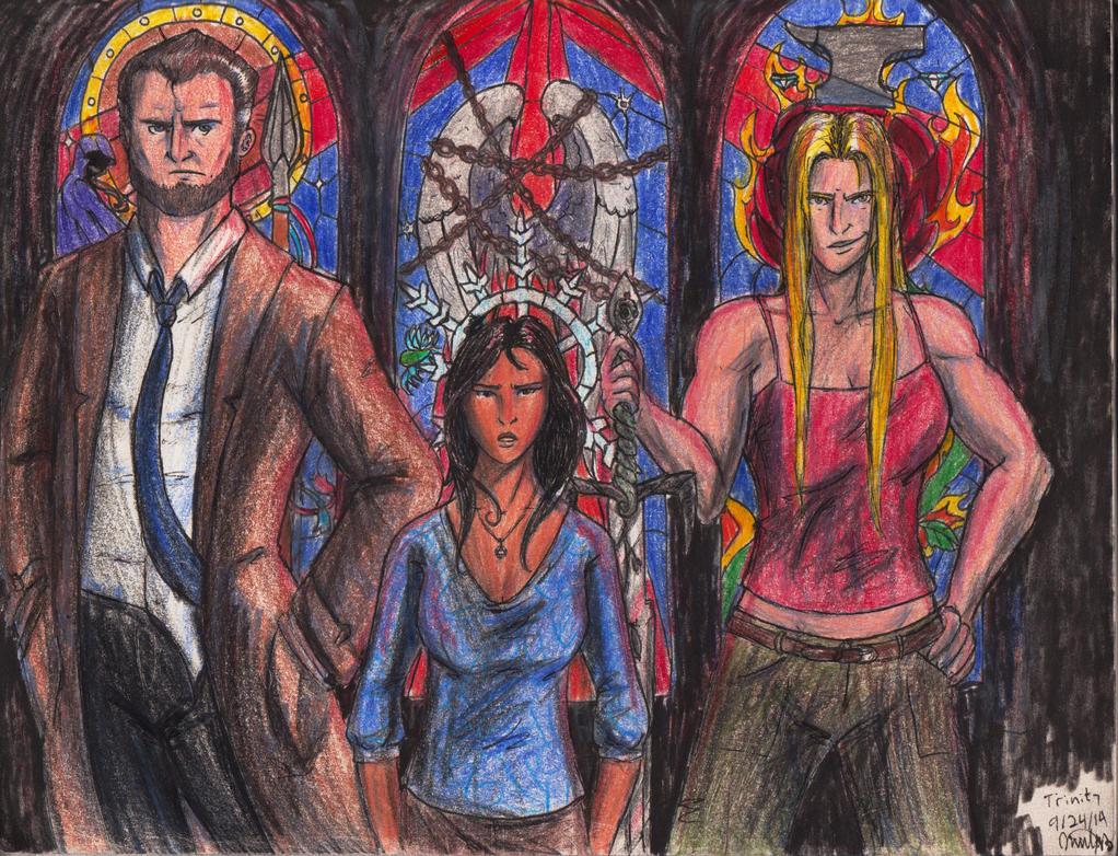Trinity by Leoma-silfren