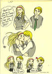 No more - Cissy x Lucius