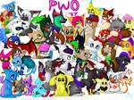PWO Group Pic - 07 by IcySky