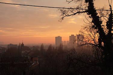 Sunset: :1 by Ilharess