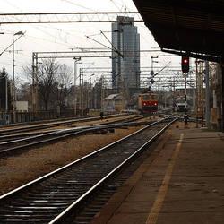 Trains - colour by Ilharess