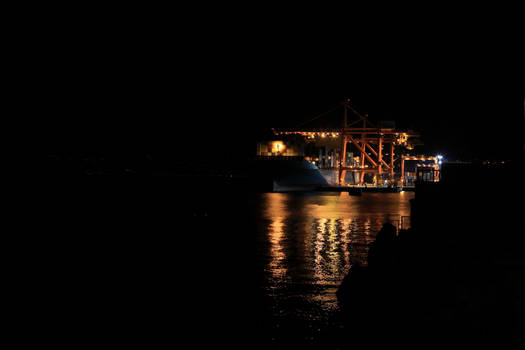 Ship that sails in the night...