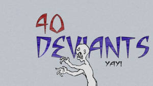 40! Oh yeah!