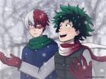 Tododeku- Winter date