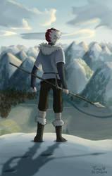 [Tribal AU] Todoroki by fantasydreamtima