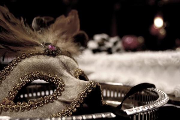 Masquerade by boyoneder