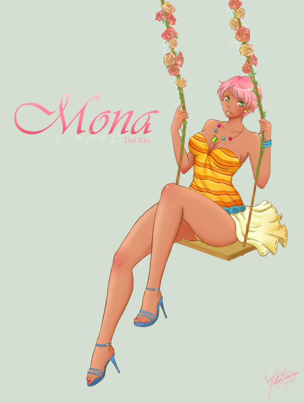 Mona by Yasasu