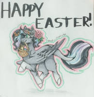 Happy (late) Easter .:OC:. by Doodle-Noodle3