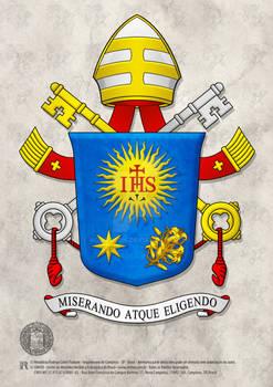 Heraldry Pope Francis - Ordinary