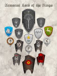 Armorial The Lord of The Rings: The Third Age