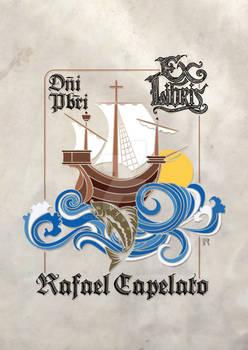 Ex Libris Fr. Rafael Capelato