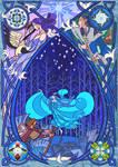 Melian Elwe - Luthien Beren by J. Guo and Aglargon