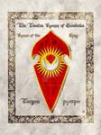 Middle-earth heraldry: Turgon (King)