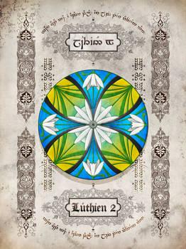 Silmarillion heraldry: Luthien 2