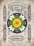 Silmarillion heraldry: Luthien 1