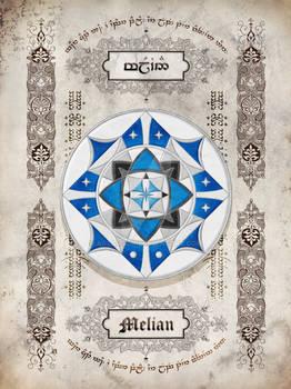 Silmarillion heraldry: Melian