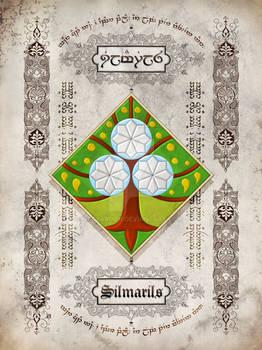 Silmarillion heraldry: Silmarils
