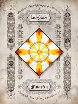 Silmarillion heraldry: Finarfin