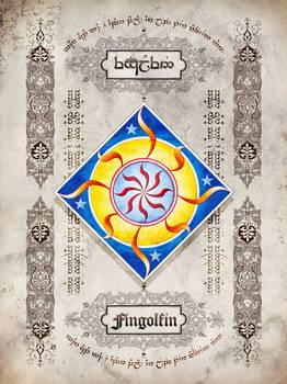 Silmarillion heraldry: Fingolfin