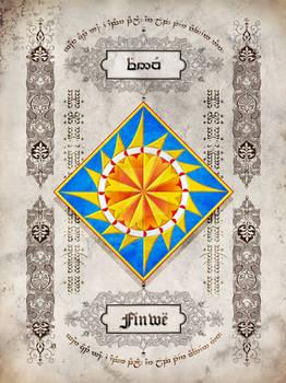 Silmarillion heraldry: Finwe