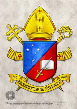 Archdiocese of Sao Paulo Brazil (ordinary)