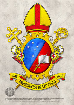 Archdiocese of Sao Paulo Brazil (extraordinary)