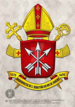 Archdiocese of Rio de Janeiro Brazil