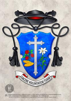 Heraldry Fr. Muller Aparecido do Prado